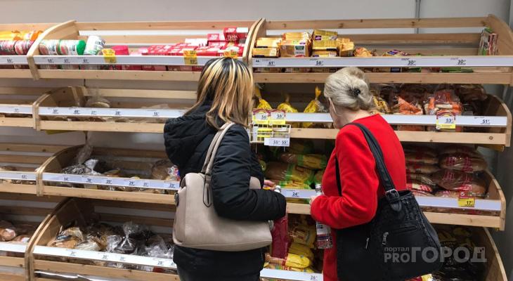 Эксперты пояснили причины роста цен на хлеб в Чувашии