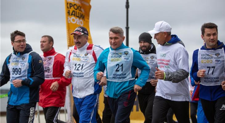 """В этом году на """"Кросс нации"""" Николаев предложил не нагонять участников"""