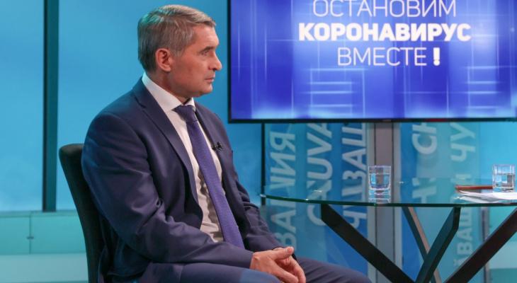 В Чувашии ситуация с коронавирусом ухудшилась, Николаев ужесточил ограничения: