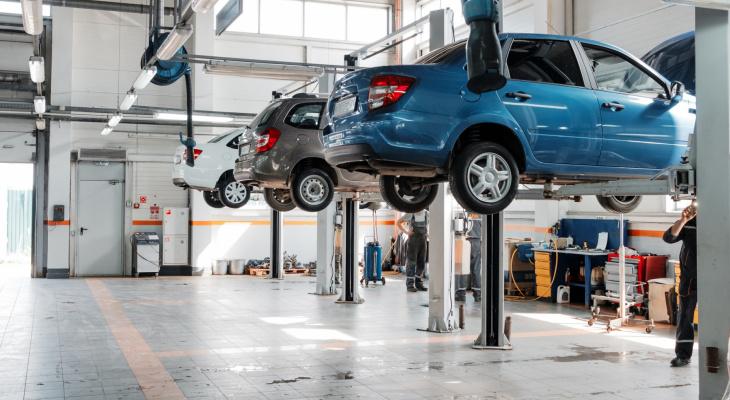 В Чебоксарах проведут бесплатную комплексную диагностику автомобилей LADA