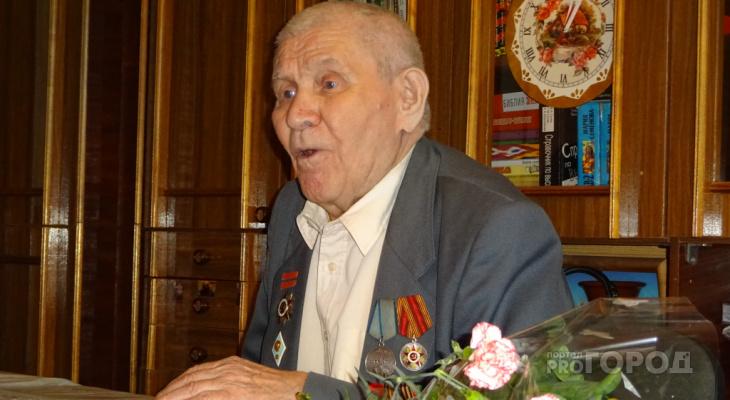 В Чебоксарах умер 97-летний ветеран войны, сражавшийся в Курской битве
