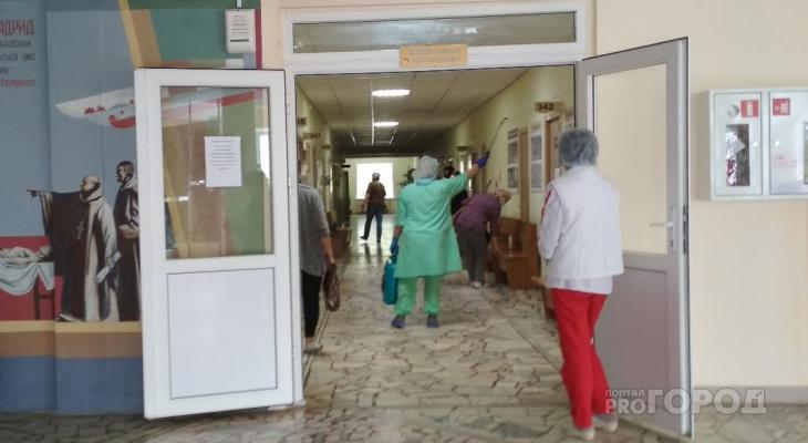 Впервые за долгое время в Чувашии за сутки заболели больше 100 человек