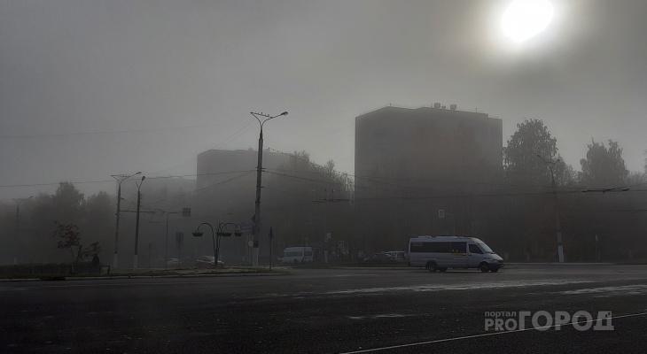Туманное утро ожидает жителей Чувашии в субботу: спасатели рекомендуют соблюдать правила безопасности