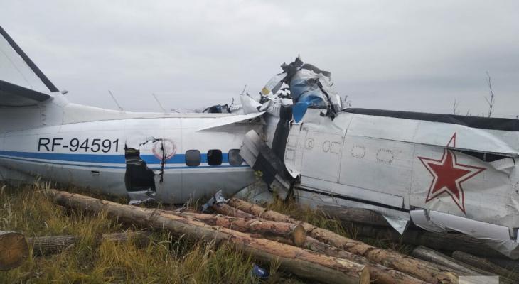 В соседнем регионе потерпел крушение самолет: есть погибшие