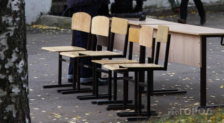 Одна из школ Ибресинского района до сих пор не может принять учеников: прокуратура нашла виновных