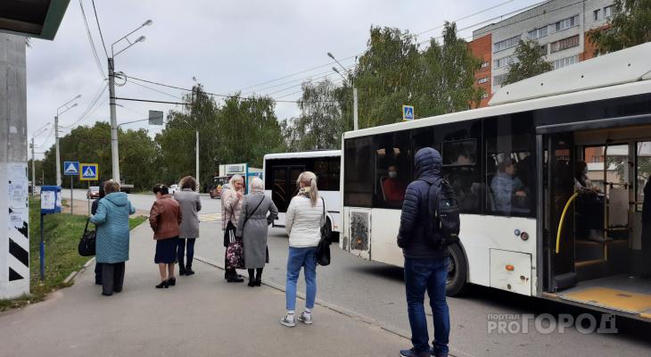 Две маршрутки до Новочебоксарска заменят на большие автобусы