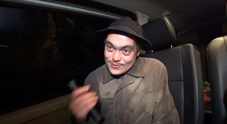 Отшельник, живший в Подмосковье в шалаше из пакетов, рассказал, почему уехал из Чувашии