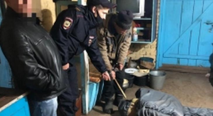 Спустя три года после освобождения житель Чувашии снова убил человека