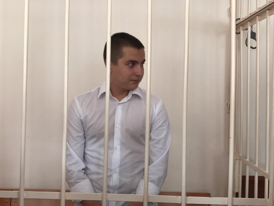 Сын сити-менеджера Чебоксар арестован заоставление места ДТП
