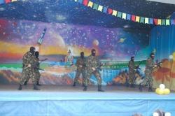 В День знаний в чебоксарский детский парк приехал спецназ на Тигре