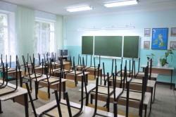 Из-за чрезвычайной ситуации в нескольких районах республики школьники досрочно ушли на каникулы
