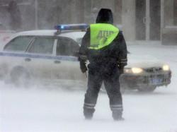 Непогода стала причиной 300 аварий в Чувашии