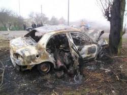 Жители Чувашии подожгли знакомого в собственной машине для имитации смерти в ДТП